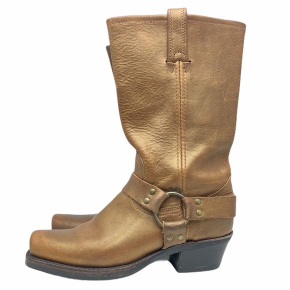 Frye Women's Harness 12R Boots, Tan
